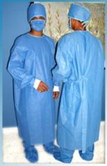 Clothings for surgeons