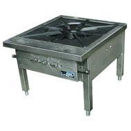 Wok Doble para Gas (Cocina China).  ECHG 150-2