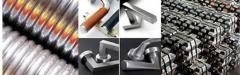 Metales puros y sus aleaciones