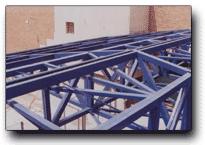 Building steel profiles