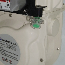 Medidor Para Gas Metrex G-4
