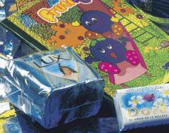 Paper parcel, casing
