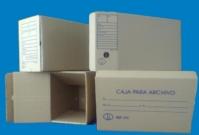 Cajas  Troqueladas para Archivo
