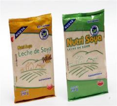 """Leche de Soya """"Nutrisoya"""""""