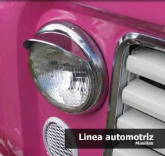 Automobile enamels and paints