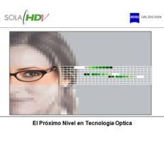 HD lenses Sola HD