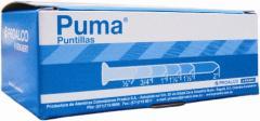 Puntillas  Puma