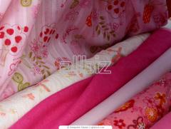 Fabrics for the production blouses