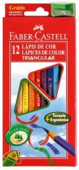 Lápices De Color Triangulares Eco
