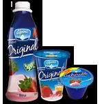 Yogurt Alpina con Frutas