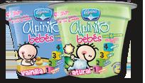 Alimentacón Infantíl Alpinito Bebés