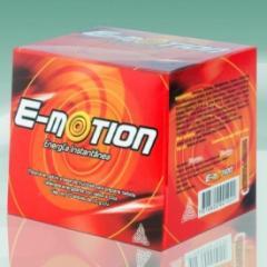 Bebidas hidratantes y energizantes / E-motion