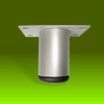 Pata Redonda (Acero, Aluminio)