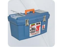 """Caja herramientas 20"""" cierre metálico"""