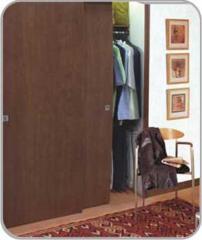 Frente de closet corredizo durolac