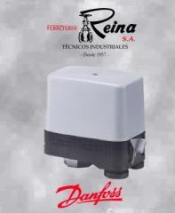 Presostato Para Aire y Agua  (Danfoss /