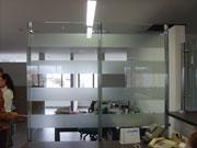 Oficina Modular Línea Vidrio
