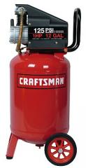 Compresor 1HP 12gl Ref:16640 Craftsman®