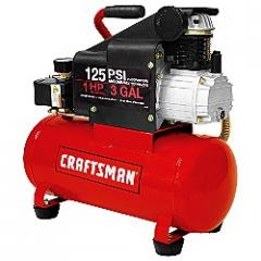 Compresor 1HP 3gln Ref: 15310 Craftsman®