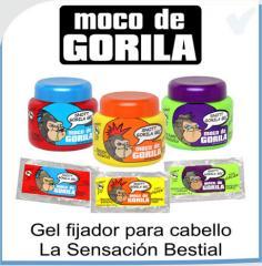 Gel Moco de Gorilla