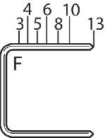 Grapa F (para uso agroindustrial)