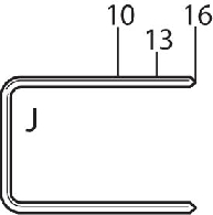 Grapa J (para uso agroindustrial)