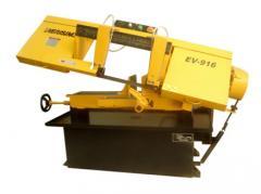 Maquinas de Sierra Manuales y semiautomaticas