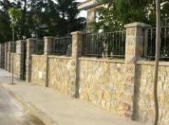 Vallas de piedra