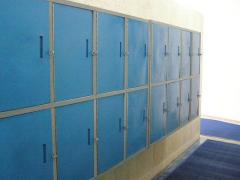 Lockers y casilleros plasticos Maderplast