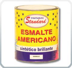 Esmalte Americano Tipo II