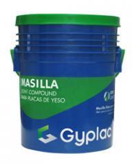 Masilla Ready Mix: joint compound para placas de