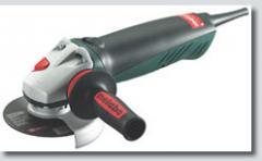 Pulidora angular 1400 vatios Metabo WE 14-125 Plus