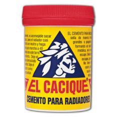 Cemento para radiadores El Cacique