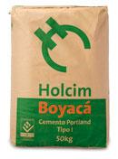 Cemento Holcim Boyacá Tipo I