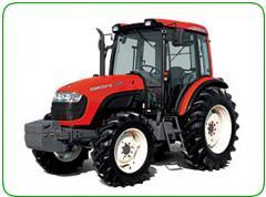 Tractor kioti