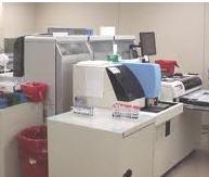 Equipos compactos para laboratorio