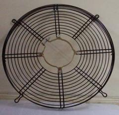 Grids for fans