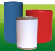 Rollos en polietileno de alta densidad
