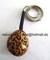 Llavero Leopardo