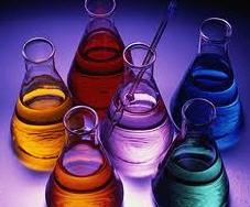 Sustancias químicas para los laboratorios y microbiología