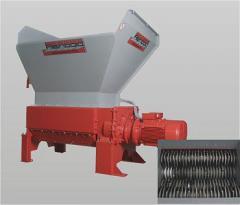 Trituradora de varios árboles RMZ 500-1000