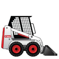 Minicargador Bobcat S70