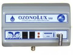 Purificador Acrílico Ozonolux XXI