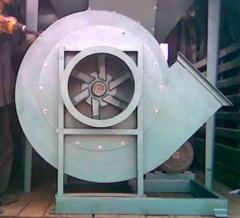 Ventiladores Centrífugos para Manejo de materiales
