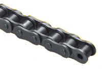Driving roller chain