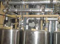 Aislamiento térmico de tubería