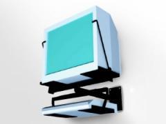 Soportes para TV y DVD Compacto