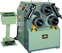 Curvadora Perfiles CPD 80 CN Redondo 120x2 mm