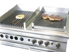 Planchas asadora y parrilla BBQ