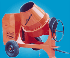 Mezcladora de concreto